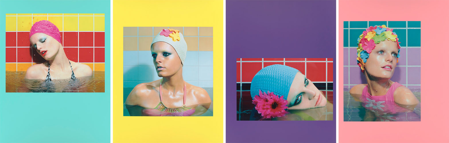 The Bathers by Miles Aldridge at