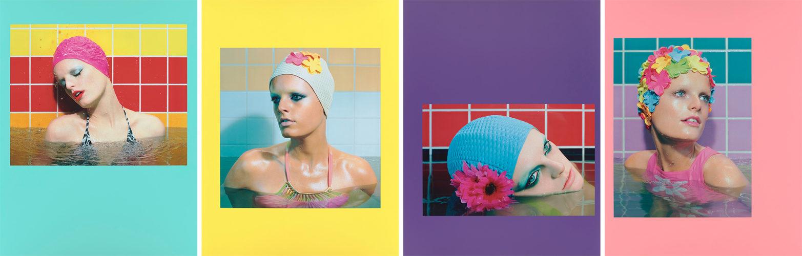 The Bathers by Miles Aldridge