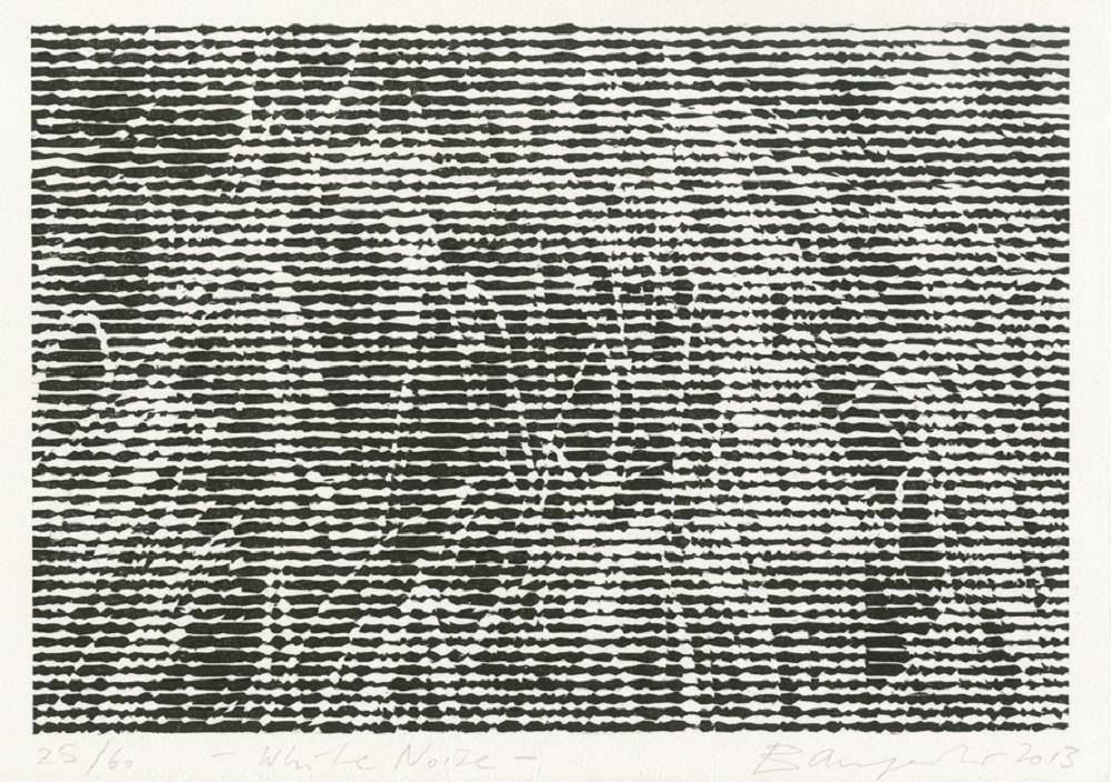 White Noise by Christiane Baumgartner
