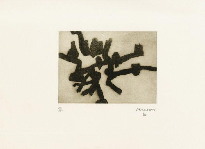 Ibili I by Eduardo Chillida at Boisseree, Galerie (IFPDA)