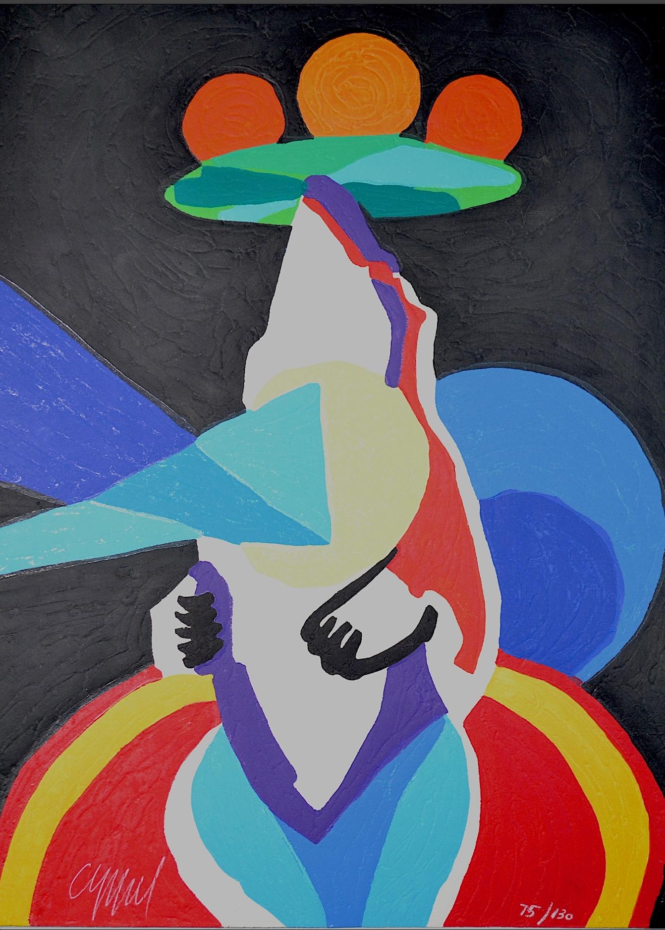 Circus Suite, No. 29 by Karel Appel