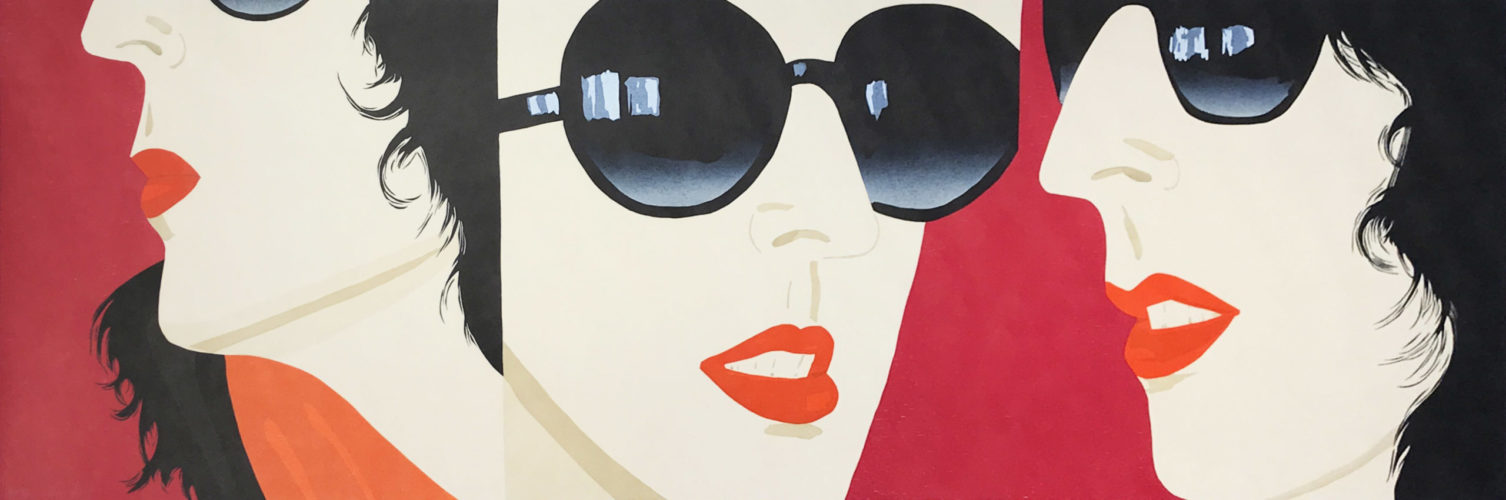 Marissa by Alex Katz