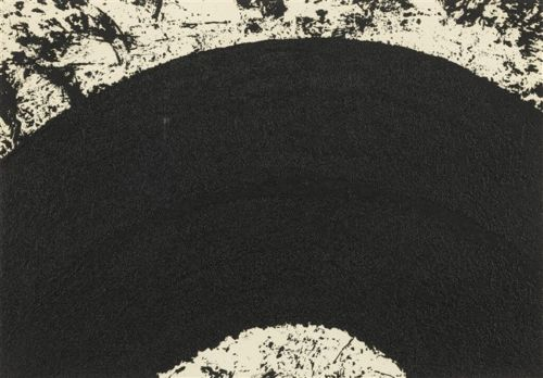 Paths And Edges #10 by Richard Serra at