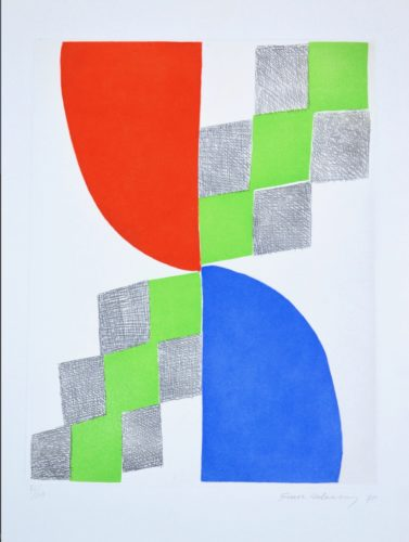 Gravure I by Sonia Delaunay at