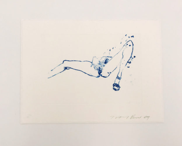 Suffer Love (from One Thousand Drawings) by Tracey Emin at Tracey Emin
