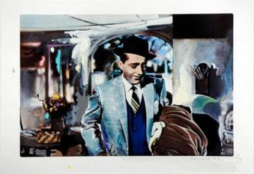 I'm Dreaming Of A Black Christmas by Richard Hamilton at Independent Gallery