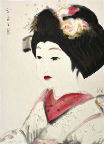 Maiko by Domoto Insho