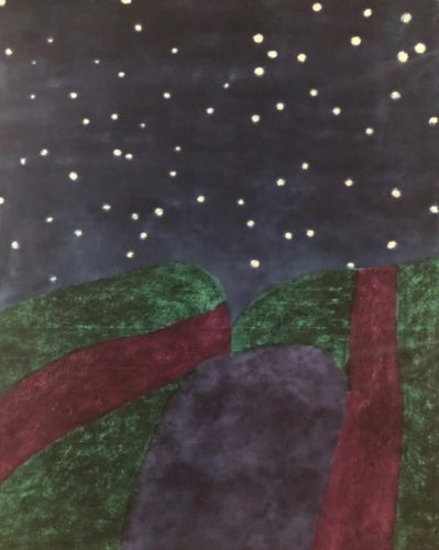 Starry Night by Carol Summers at