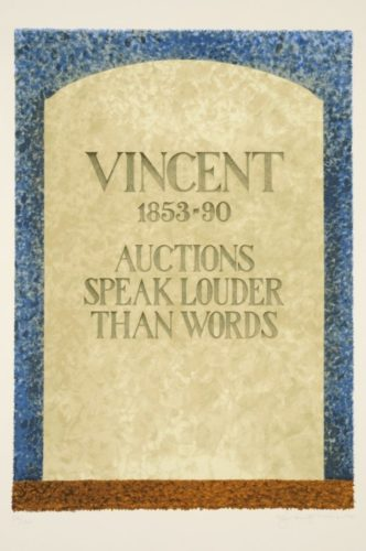 Vincent by Tom Phillips at