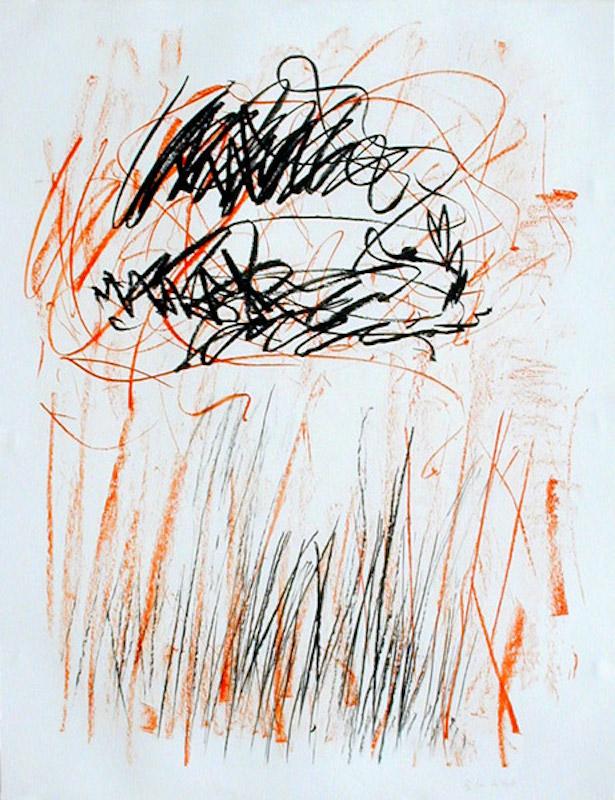 Flower II by Joan Mitchell