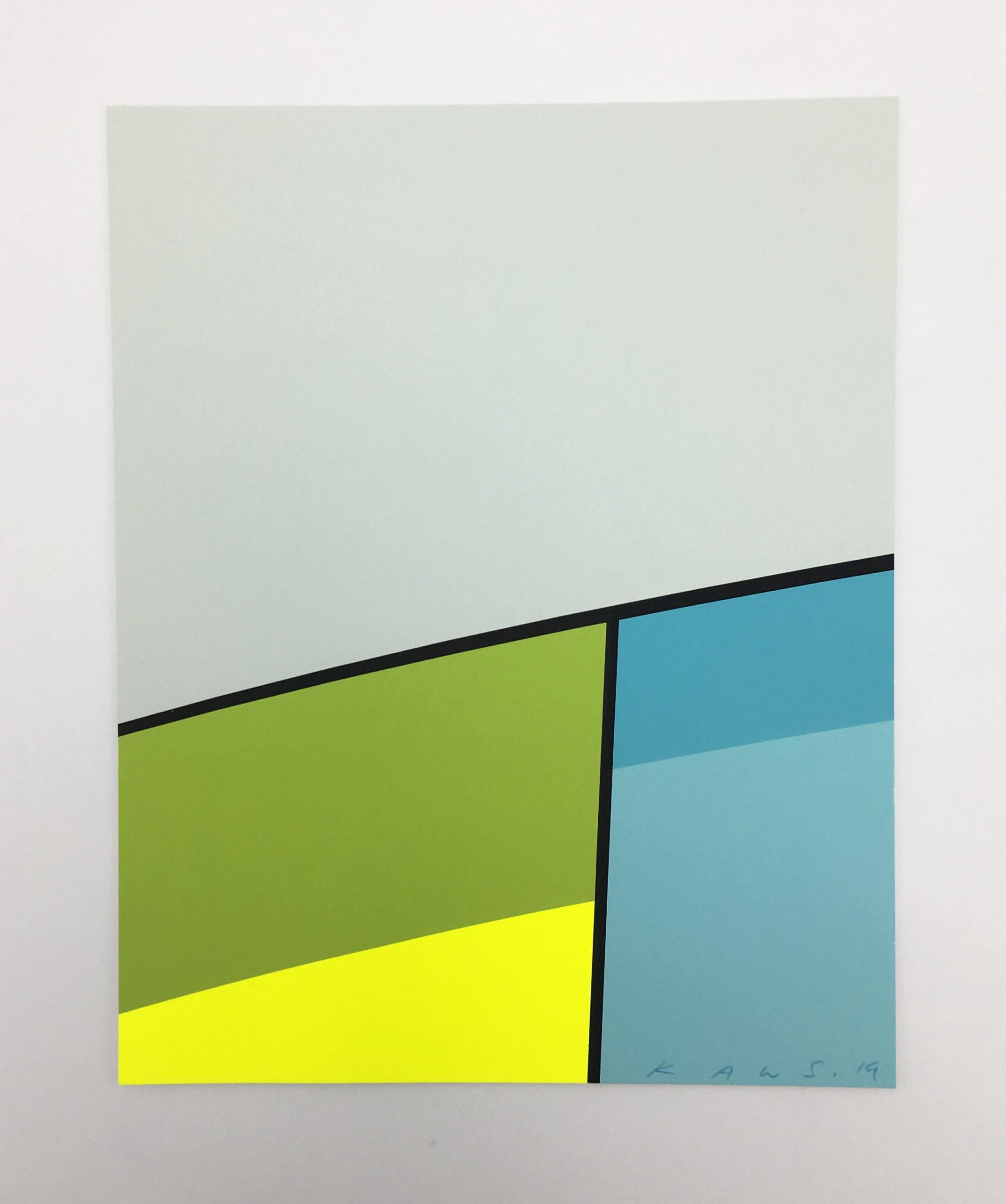 Untitled (mocad) by KAWS