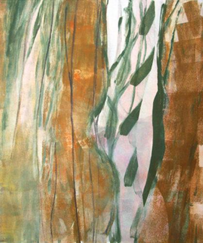 Oaks & Oleanders 16 by Deborah Freedman