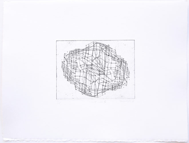 Light Web 4 by Tamsin Relly at