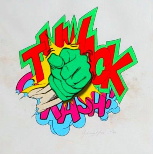 Thwack by John CRASH