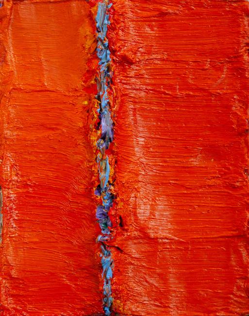 Color Boundaries 25 by Natasha Zupan