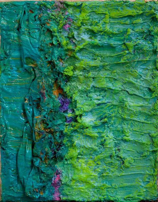 Color Boundaries 18 by Natasha Zupan