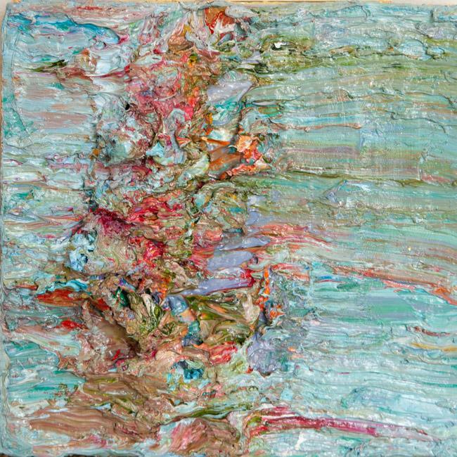 Color Boundaries 5 by Natasha Zupan