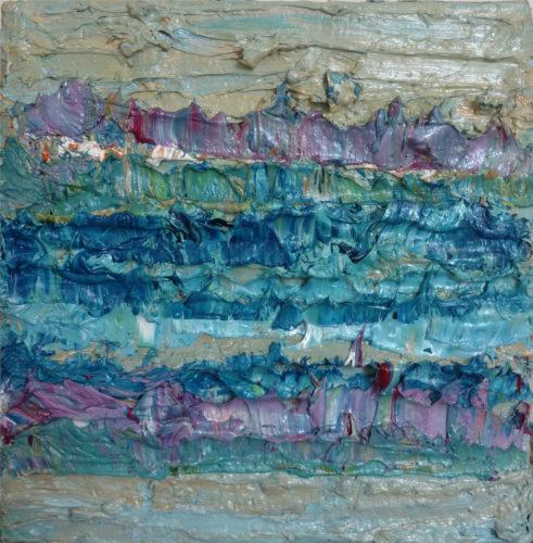 Color Boundaries 6 by Natasha Zupan