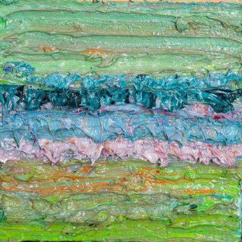 Color Boundaries 10 by Natasha Zupan