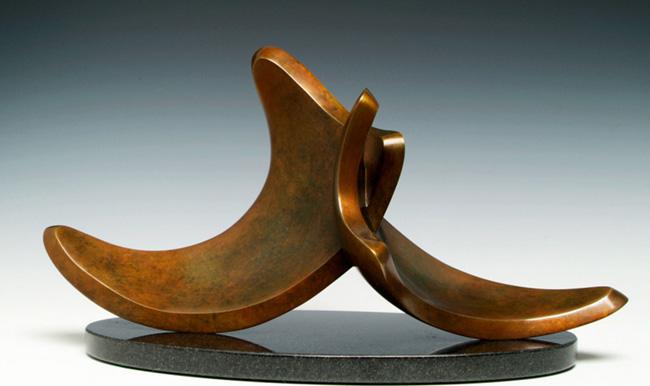 Cantilena by Richard Erdman at Galerie d'Orsay
