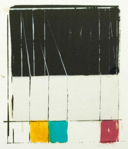 Wallseries Study #4 by Richard Roblin at