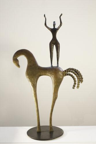 Pegasus C by Tolla Inbar