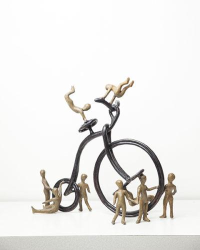 Joyful Bike by Tolla Inbar