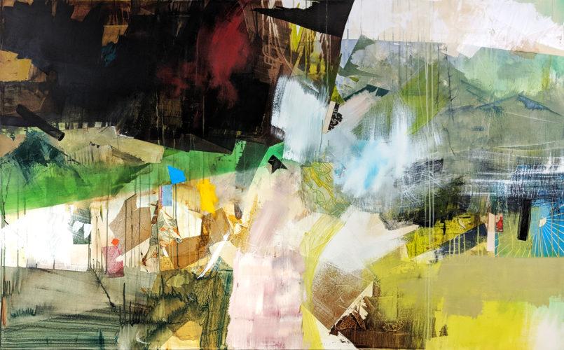 Traverse by Carol Gove