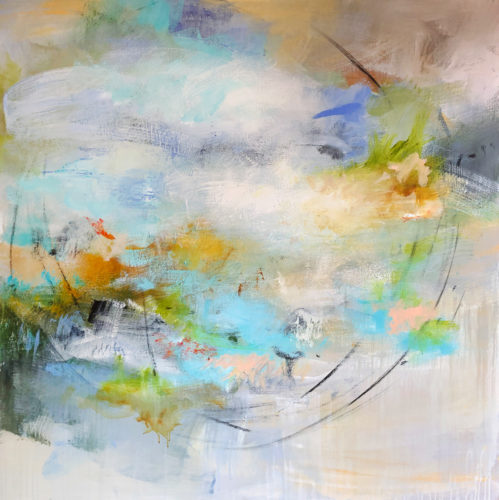 Interlude Viii by Kathy Buist