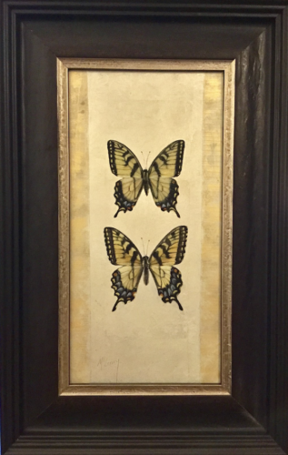 Double Butterflies by Anne McGrory at