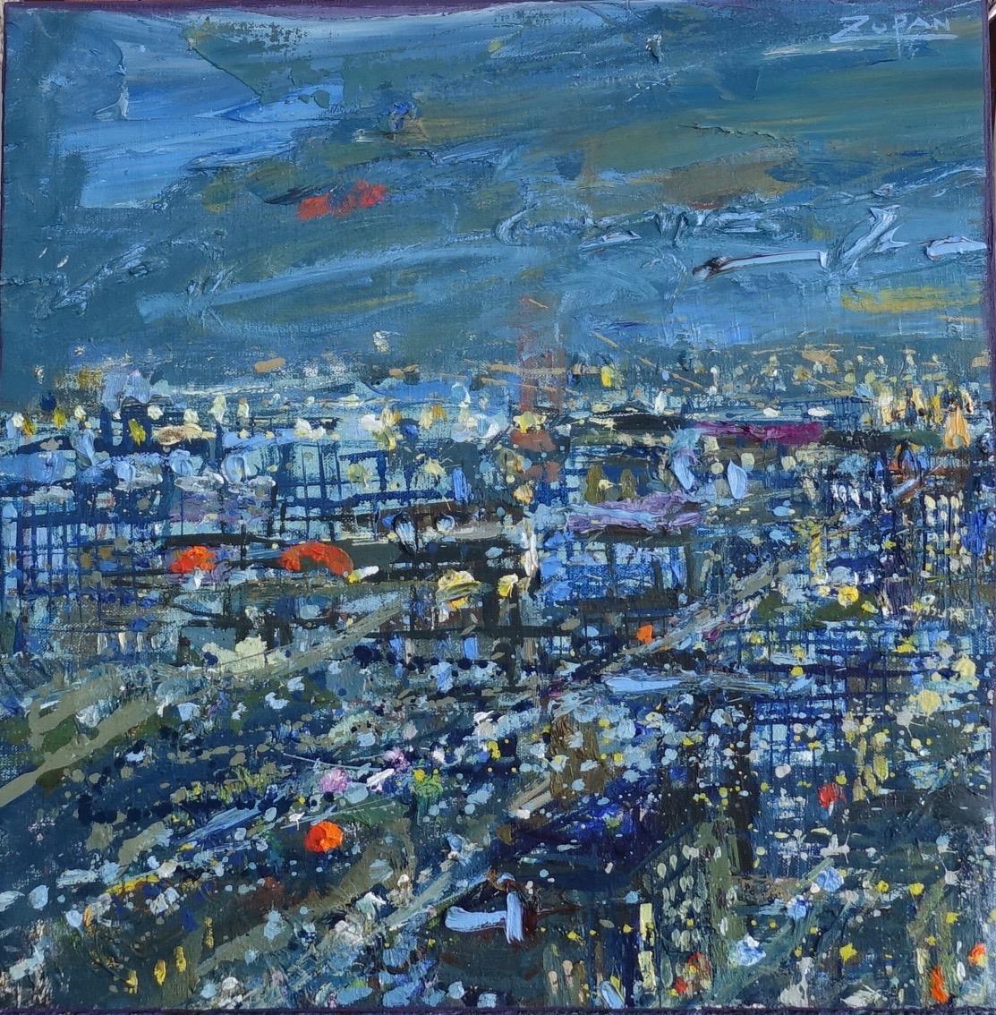 Boston Nights 1 by Bruno Zupan
