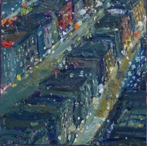 Boston Nights 3 by Bruno Zupan