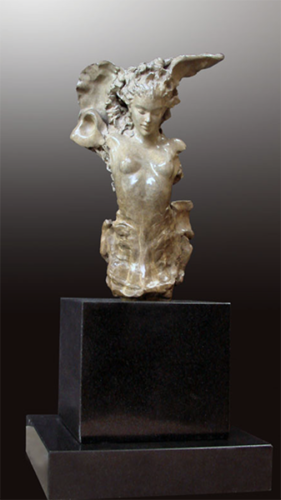 Psyche by Ira Reines at