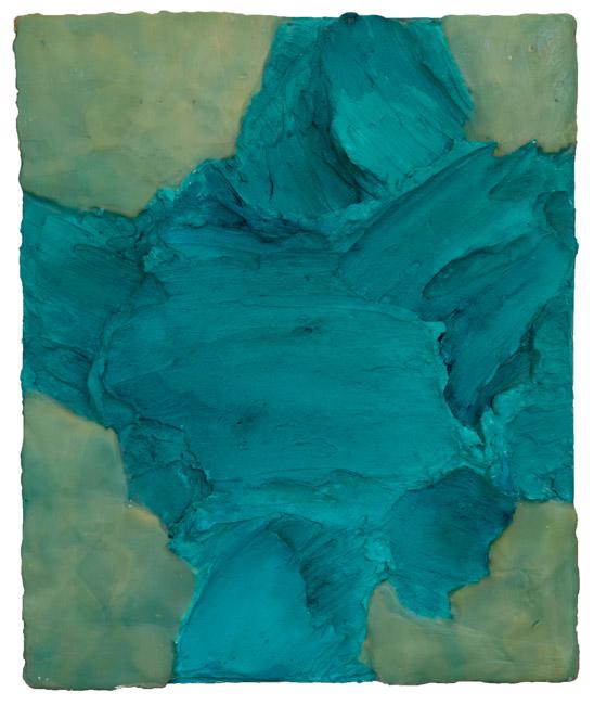 Color Boundaries 51 by Natasha Zupan