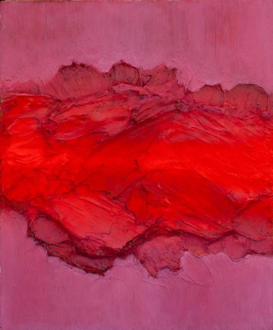 Color Boundaries 54 by Natasha Zupan