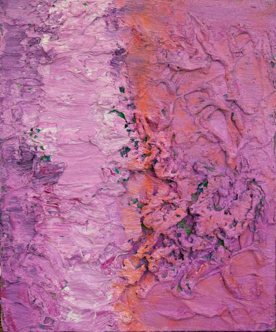 Color Boundaries 57 by Natasha Zupan