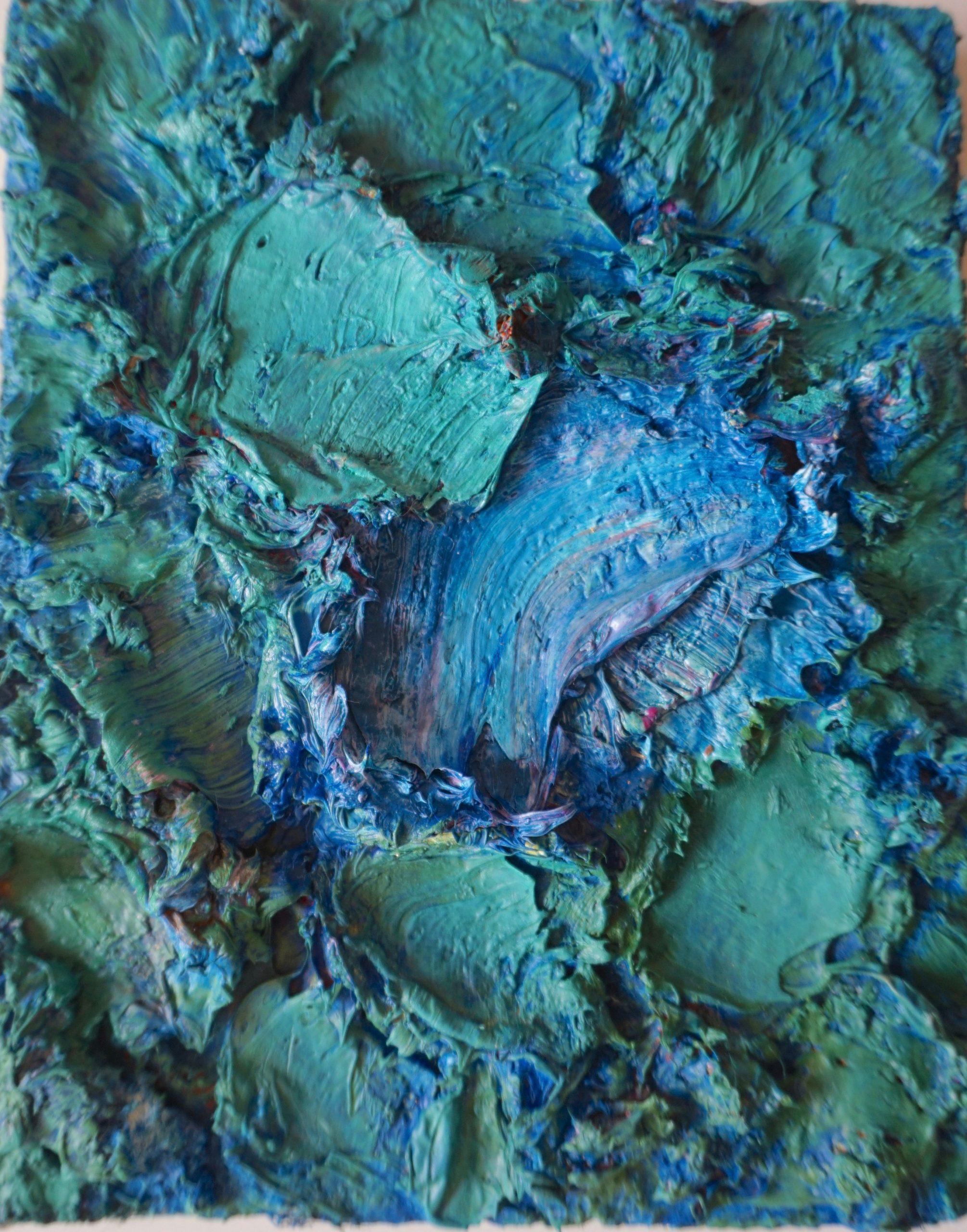Color Derivatives #51 by Natasha Zupan