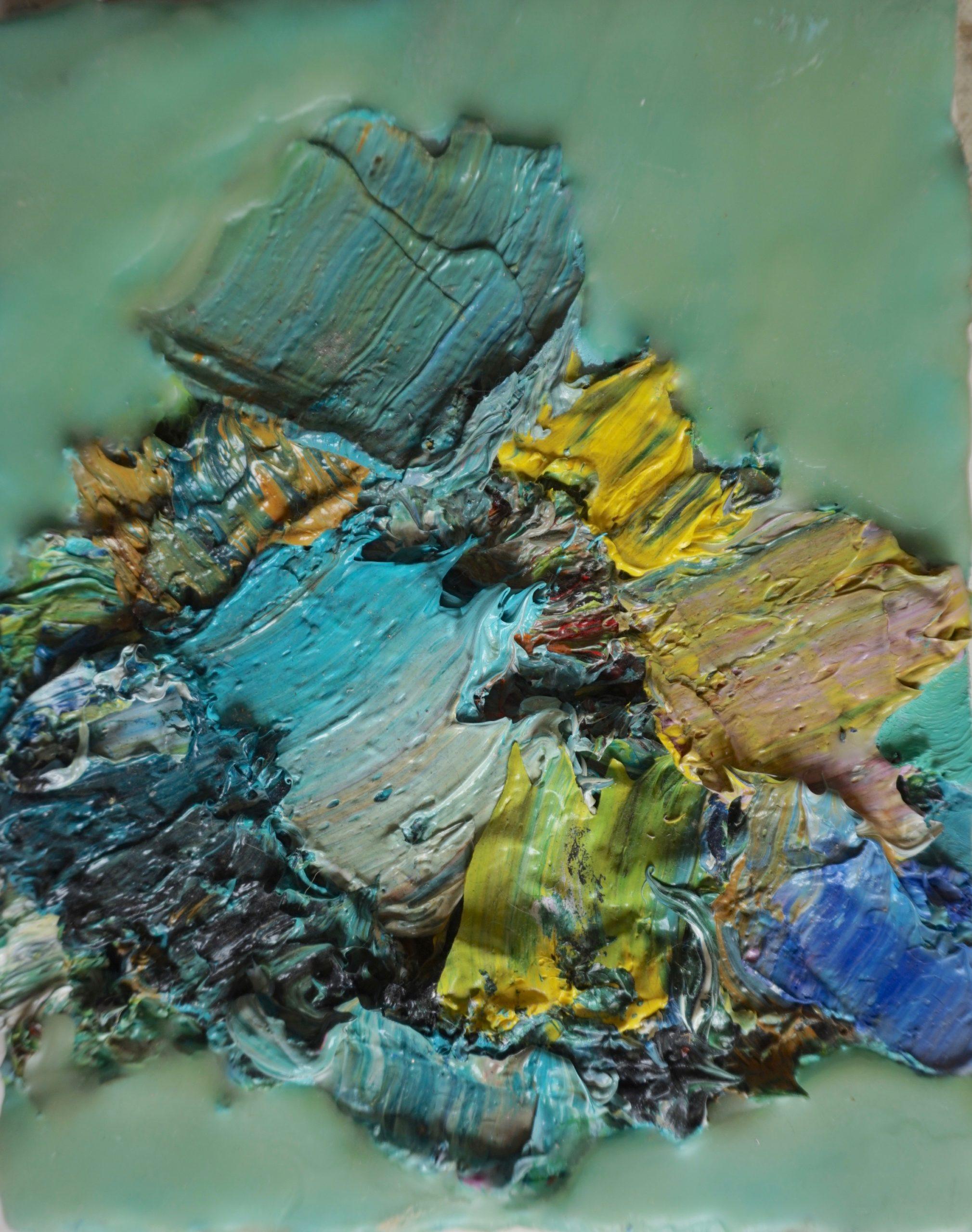 Color Derivatives #36 by Natasha Zupan