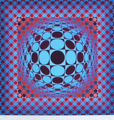 Hang by Victor Vasarely
