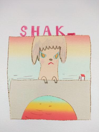 Over The Rainbow – Collectors Edition by Yoshitomo Nara