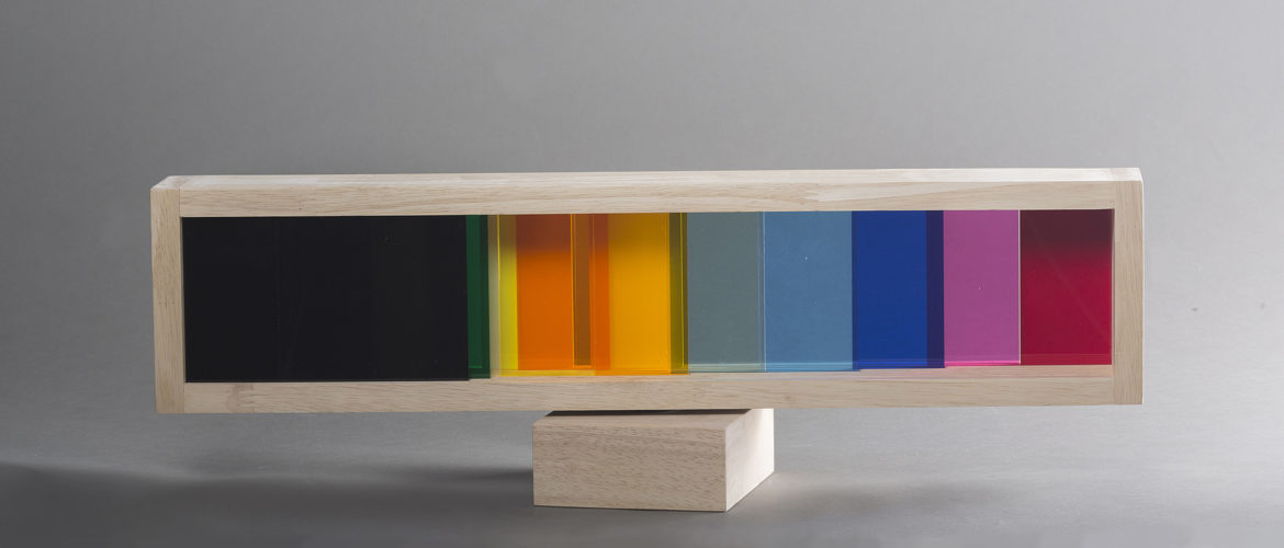 Infinty Transparency #3 by Yaacov Agam