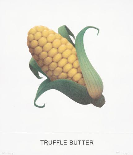 Truffle Butter by John Baldessari