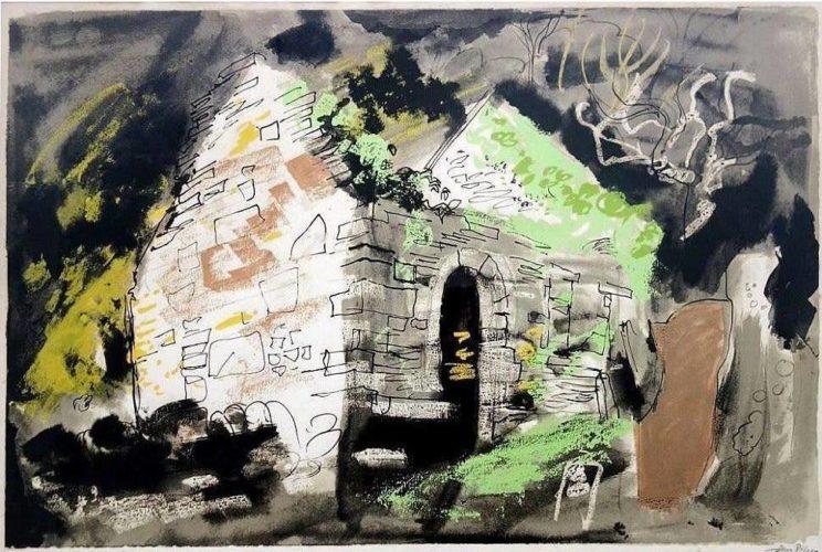 Kirkmaiden by John Piper