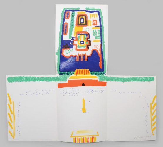 China Diary by David Hockney at David Hockney