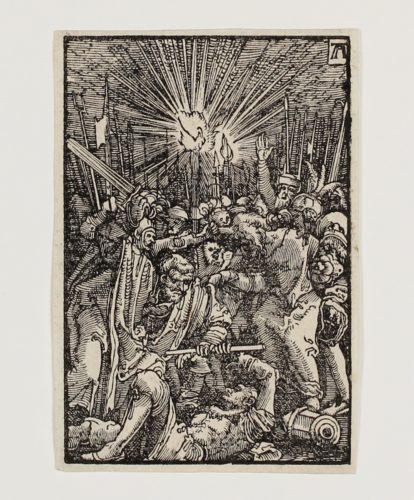Die Gefangennahme Christi (the Betrayal) by Albrecht Altdorfer at Albrecht Altdorfer