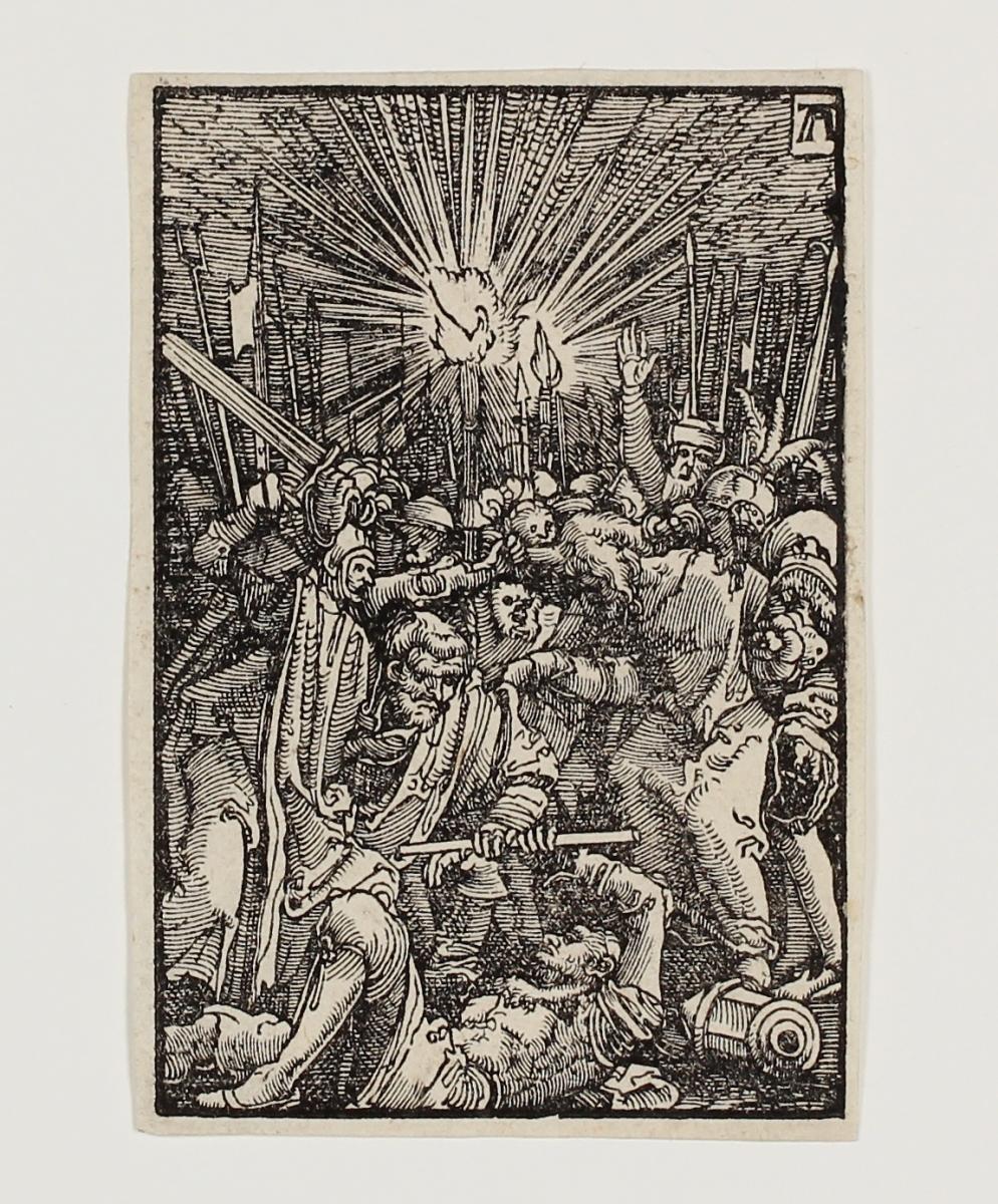 Die Gefangennahme Christi (the Betrayal) by Albrecht Altdorfer