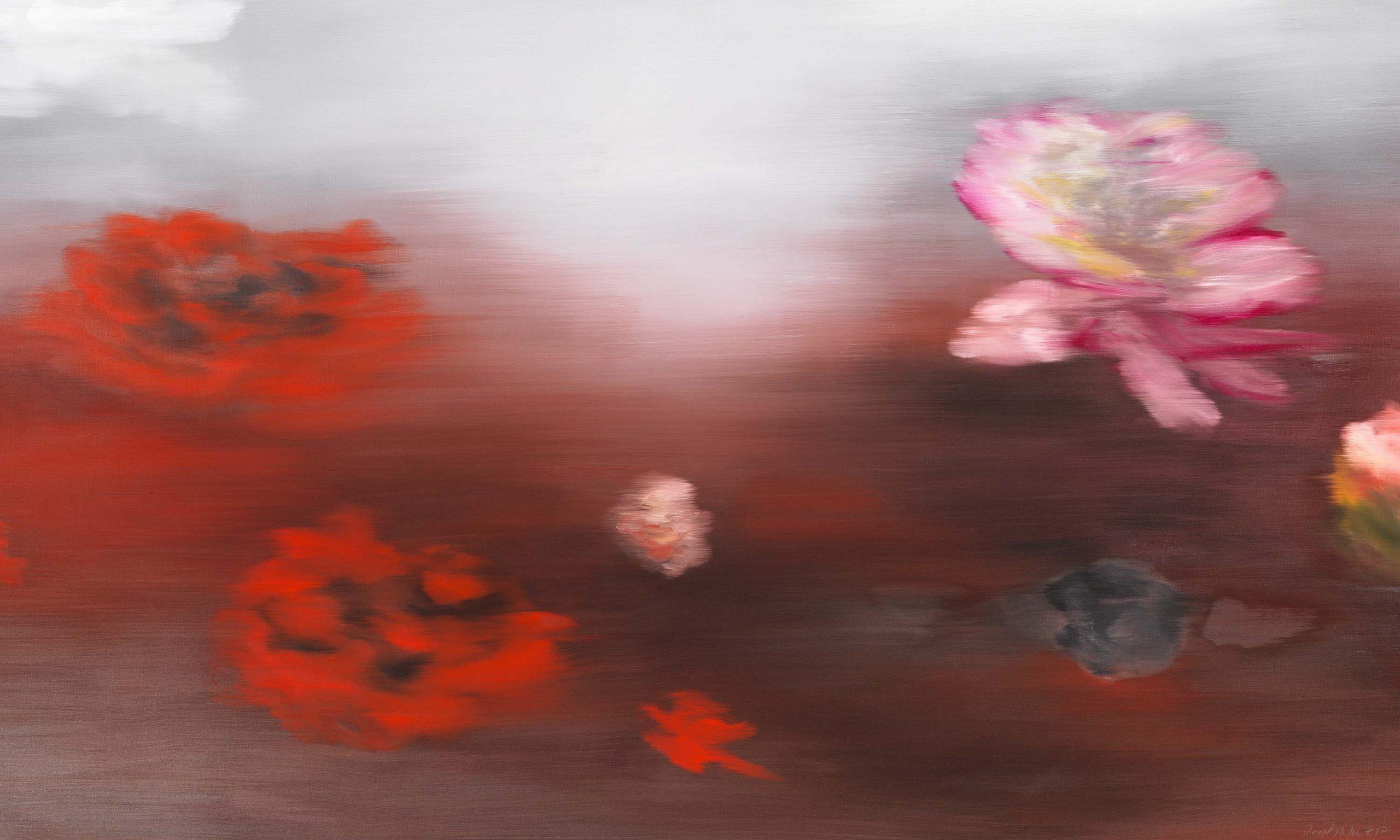 Untitled I (dream Lover) by Ross Bleckner
