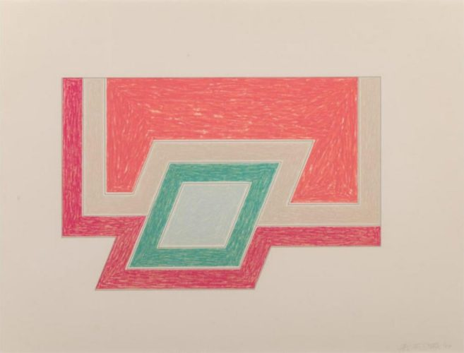 Conway by Frank Stella at Frank Stella