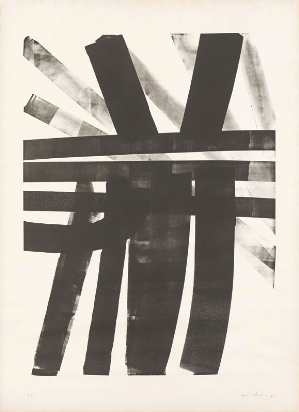 L-19 by Hans Hartung