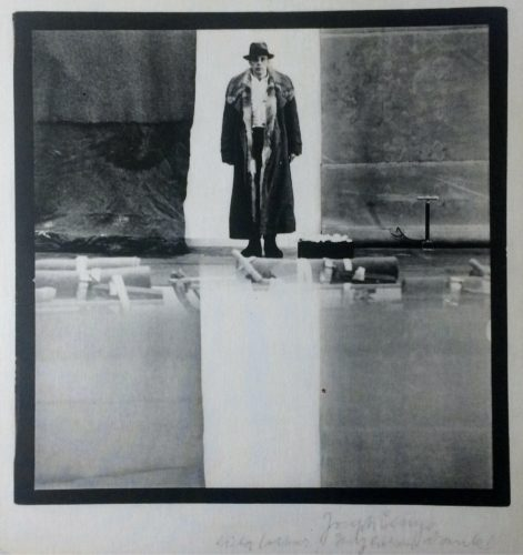 Beuys For Lothar by Joseph Beuys at